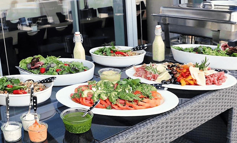 yourfood Catering Köln: Kaltes Buffet für Events, Veranstaltungen, Messe, Hochzeit
