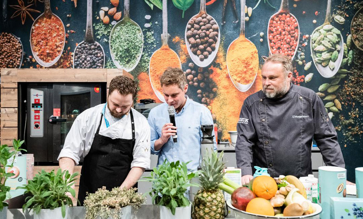 yourfood Catering Köln: Messe-Catering, Koch-Event, Show-Cooking und Produktpräsentation